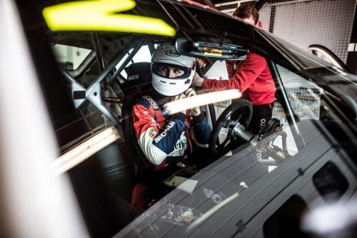 Poukaz na Taxijízdu v závodním speciálu OCR