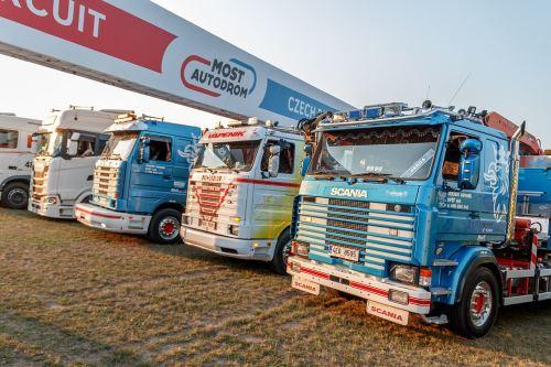 Truck Fest 2021 - účastnický poplatek