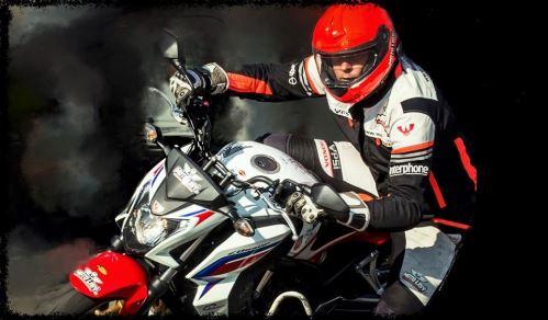 Trénink FOR MOTO s Mírou Lisým