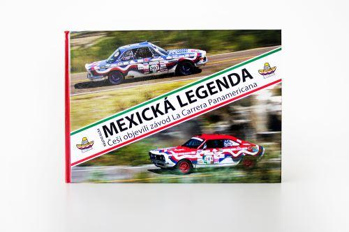 Kniha: Petr Dufek - Mexická legenda